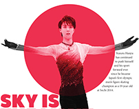 Sky is the Limit - Yuzuru Hanyu Editorial