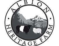 Albion Heritage Farm Logo