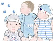 Infant's Spring Summer Lookbook