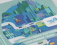 Corporate Illustration for Melo-Diak
