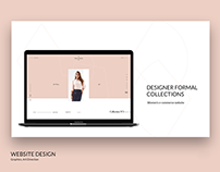 Website Design.UI/UX