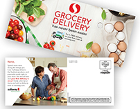 Safeway // Personalized Variable Image Postcards