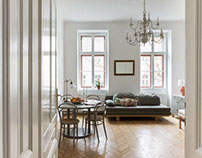 Interior Photography- Apartment GREY, Vienna