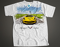 DyeSub Corvette Shirts