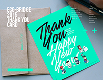 ThankYou 2015Card