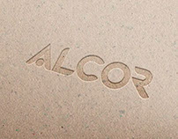ALCOR logo redesign