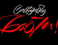 Calligraphy BOOM!