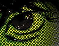 C.G eye