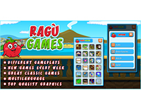 Android/iOS App: Ragù Games
