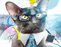 Designer Cat