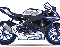 Yamaha 2017 Motorcycle Line Up