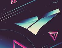 UNIVERZ714 SPACESHIP