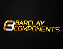 BARCLAY COMPONENTS | LOGO DESIGN & BRANDING