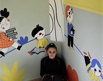 Murals for elementary school