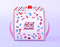 KuKu Fastfood Packaging