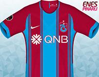 Trabzonspor   Nike   17-18 Home Design