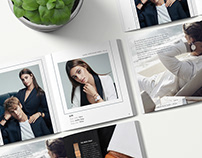 Editorial Design Watch Catalogue