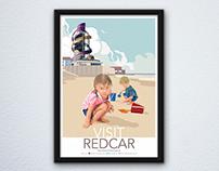 Illustration & Graphic Design: Vintage Style Poster
