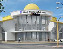 Propuesta de Remodelación Hotel María Isabel.