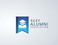 SCET ALUMNI ASSOCIATION - CONCEPT LOGO