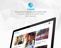 Cubicle - Local Creative Network