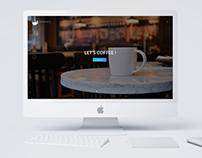 Romance - Premium Website XD Template