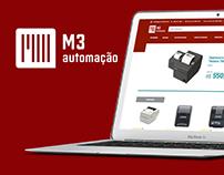 M3 Automação | E-commerce