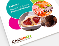CAOBISCO European Parliament Brochure