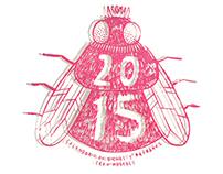 Calendario de dichos y refranes con moscas - 2015