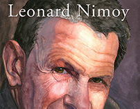 Leonard Nimoy Stamp Project