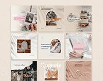 Design para Social Media | My Dream Planner 2