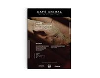 Posters Café Animal