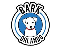 Bark Orlando Logo, 2015