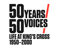 50 Years / 50 Voices