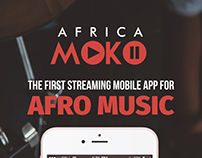 AFRICA MOKO Application Flyer