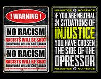Black Lives Matter | Protest Poster Campaign — byDBDS®