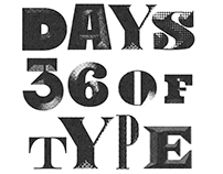 36 DAYS OF TYPE 2016
