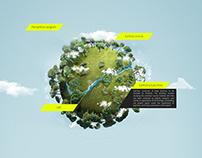 Wipro earthian - UI Design Concept