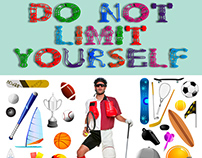 Graphic Design - Do Not Limit Yourself