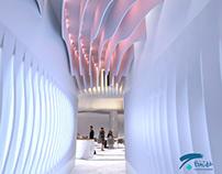 Interior building identity Design JCCI