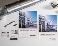 Mainsite Technologies | Markenentwicklung