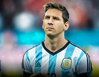 Lionel Messi Edit And Retouch