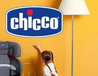 Chicco - Social Media Design