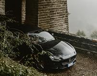 The Maserati Ghibli // IWC Watches