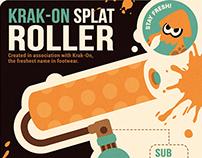 Splatoon Infographic Fanart