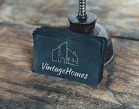 Vintage Homes Logo