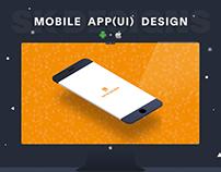 Recruitment App Design Verve People (Android + IOS)
