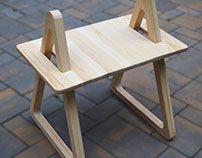 Deconstructible Chair