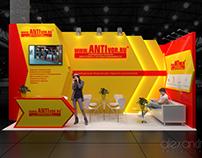 Exhibition stand Antivor