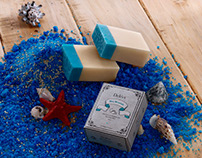 Delect Handmade Soap : Campaign Shoot and Design